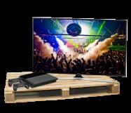 Smart Deal Combi: TV + Gameconsole