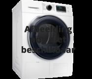 Whirlpool Wasdroger 8 kg