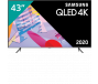Samsung 43 inch/109 cm QLED TV