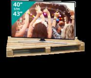 Smart Deal: 40-43 inch TV