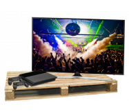 Smart Deal Combi: TV + Gameconsole