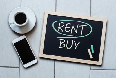 Wasmachine of laptop leasen of kopen? De voordelen op een rij