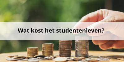 Wat kost het studentenleven?
