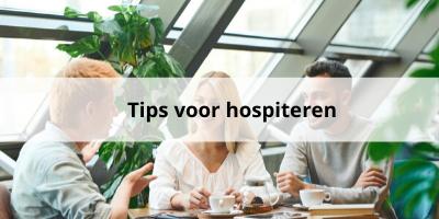 Tips voor hospiteren deel 1: dit moet je weten over hospiteren