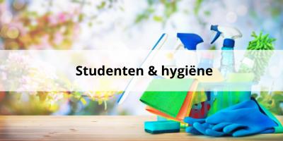 Hoe hygiënisch zijn studenten?